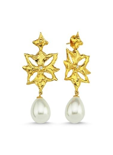 Reian Jewelry Grace Gold Küpe Altın